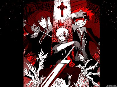 D.Gray-Man images D Gray Man HD wallpaper and background photos (25478186)