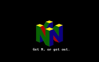 N-64 images Nintendo 64 HD wallpaper and background photos (26503177)