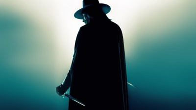 V for Vendetta - V for Vendetta Wallpaper (27694417) - Fanpop