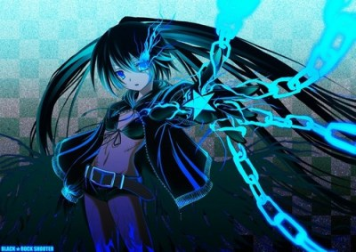 Fandoms images Black Rock Shooter HD wallpaper and background photos (31134086)