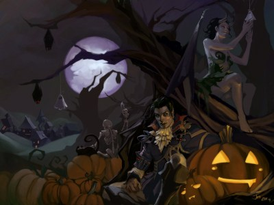 Halloween Full HD Wallpaper and Background Image | 2560x1920 | ID:312810