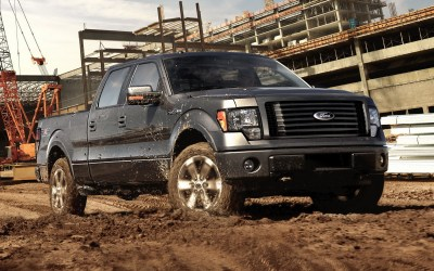 Ford F-150 Full HD Wallpaper and Background Image | 1920x1200 | ID:318099