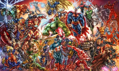 502 Marvel Comics HD Wallpapers | Backgrounds - Wallpaper Abyss