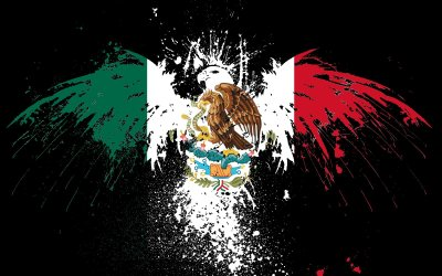 Flag Of Mexico Wallpaper and Background Image | 1600x1000 | ID:333393 - Wallpaper Abyss