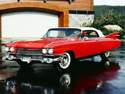 1 1959 Cadillac Eldorado HD Wallpapers | Backgrounds - Wallpaper Abyss