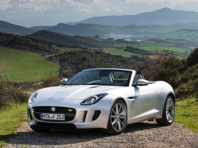 40 Jaguar F-Type HD Wallpapers | Background Images - Wallpaper Abyss