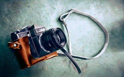 VINTAGE [02] camera lens zenith [14june2013friday] [092533] HD Wallpaper | Background Image ...
