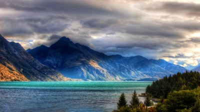 Lake Wanaka Wallpaper and Background Image | 1600x900 | ID:422170