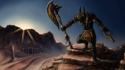 Anubis Full HD Wallpaper and Background Image | 1920x1080 | ID:493114