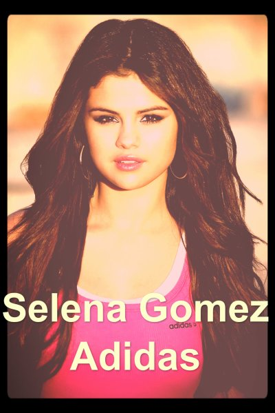Selena Gomez Adidas - Selena Gomez Fan Art (33465238) - Fanpop