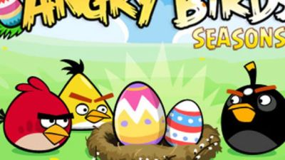 Angry Birds Easter - Angry Birds Photo (34496738) - Fanpop