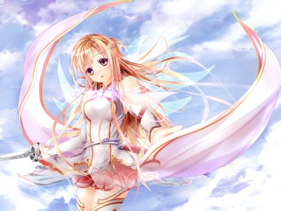 Asuna Yuuki images Asuna Yuuki HD wallpaper and background photos (35162191)