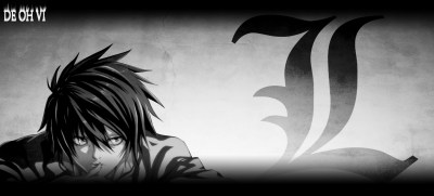L images L Lawliet (Death Note) HD wallpaper and background photos (37352789)
