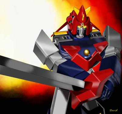 Voltes V images Voltes V and Tenkuken! HD wallpaper and background photos (38709207)