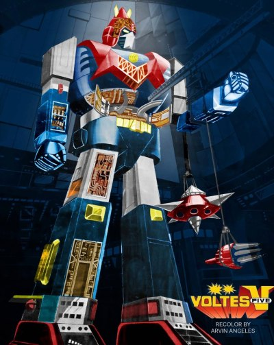 Voltes V images Voltes V in Repair Center HD wallpaper and background photos (38709196)