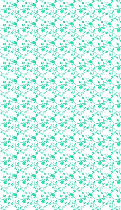 Patterns/Backgrounds/Wallpaper images teal and white floral wallpaper HD wallpaper and ...