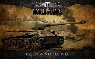 PZKPFW VII LOWE Full HD Wallpaper and Background Image | 1920x1200 | ID:327352