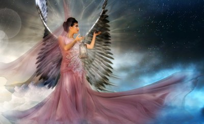 Angel HD Wallpaper | Background Image | 3196x1957 | ID:377333 - Wallpaper Abyss