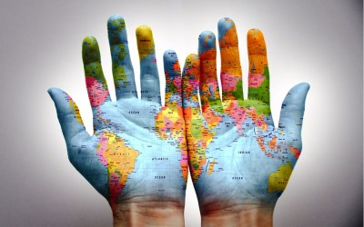We Have The World In The Palm Of Our Hands HD Wallpaper | Background Image | 1920x1200 | ID ...