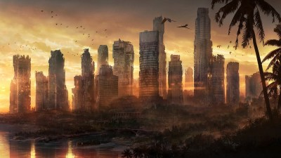 Post Apocalyptic Full HD Wallpaper and Background Image   1920x1080   ID:414068