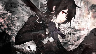 kirito blacksword HD Wallpaper | Background Image | 1920x1080 | ID:426351 - Wallpaper Abyss