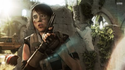 Beyond: Two Souls HD Wallpaper | Background Image | 1920x1080 | ID:453555 - Wallpaper Abyss