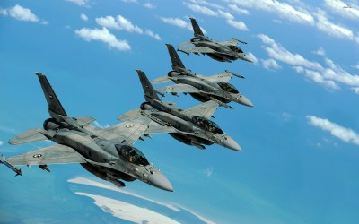General Dynamics F-16 Fighting Falcon HD Wallpaper | Background Image | 2560x1600 | ID:501051 ...