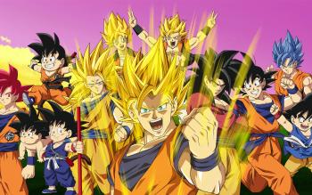 Anime Dragon Ball Z Dragon Ball Super Saiyan Goku HD Wallpaper   Background Image