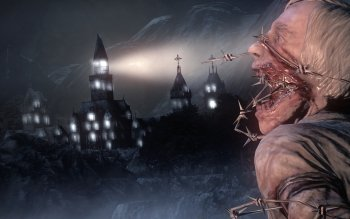 18 The Evil Within HD Wallpapers | Background Images - Wallpaper Abyss