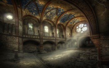 599 Ruin HD Wallpapers | Background Images - Wallpaper Abyss