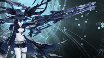 Black Rock Shooter HD Wallpaper | Background Image | 1920x1080 | ID:283555 - Wallpaper Abyss