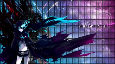 Black Rock Shooter HD Wallpaper | Background Image | 1920x1080 | ID:297245 - Wallpaper Abyss
