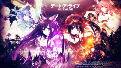 48 Date A Live HD Wallpapers | Backgrounds - Wallpaper Abyss