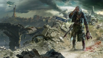 Post Apocalyptic Wallpaper and Background Image | 1600x900 | ID:425558 - Wallpaper Abyss