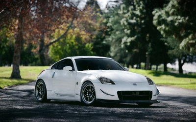 Nissan 350Z HD Wallpaper | Background Image | 1920x1200 | ID:451750 - Wallpaper Abyss