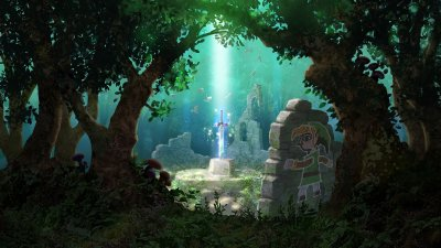 The Legend Of Zelda: A Link Between Worlds Full HD Wallpaper and Background Image | 1920x1080 ...