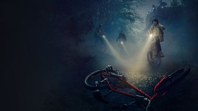 76 Stranger Things HD Wallpapers   Background Images - Wallpaper Abyss