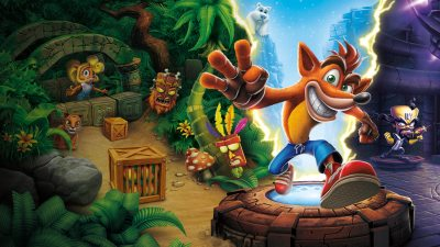 31 Crash Bandicoot N. Sane Trilogy HD Wallpapers   Background Images - Wallpaper Abyss