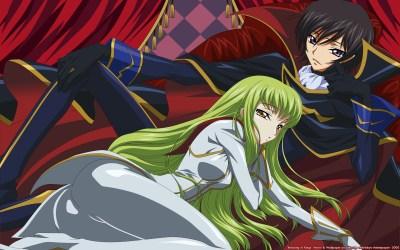 Code Geass 02 : Free Warrior Anime HD Wallpaper Download | Imagez Only