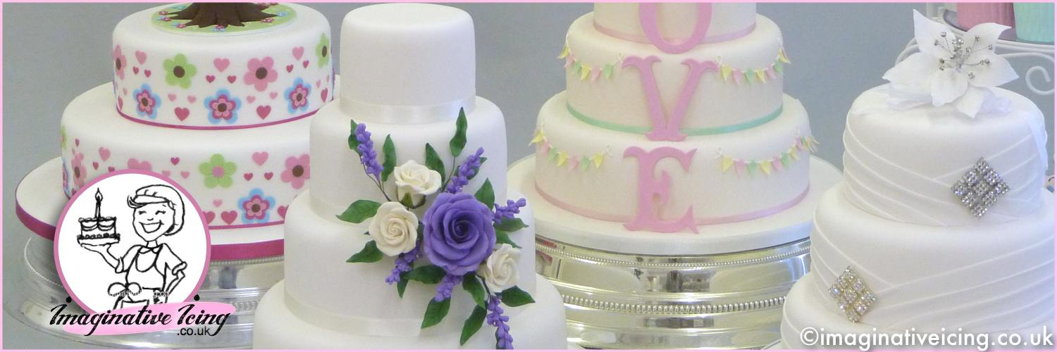 Cake Decorating Shop   Wedding Cakes  Birthday and Celebration Cakes     bunting Wedding Cakes   Celebration Cakes made to order   Delivery  available across the United Kingdom on