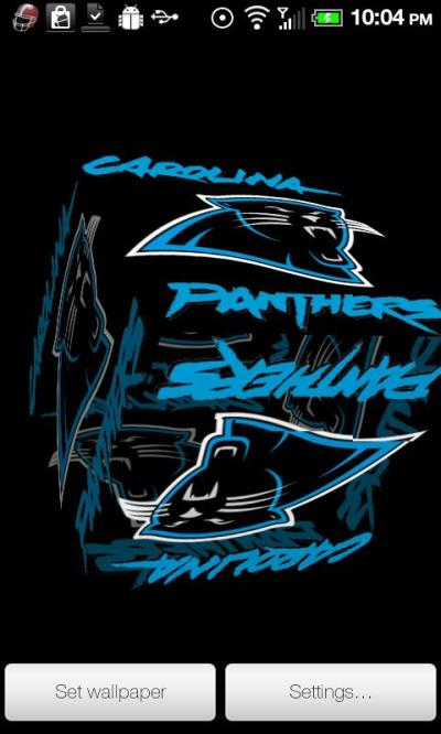 carolina panthers wallpapers apps Android