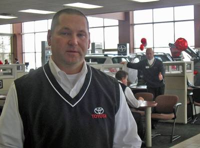 After LaHood comment, Toyota dealers concerned | The Current