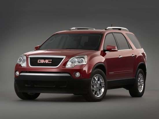 10 GM Luxury Vehicles Worth A Closer Look   Autobytel com 2011 GMC Acadia