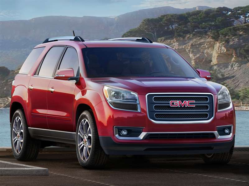 Best Used SUVs   Autobytel com 3  2011 2014 GMC Acadia
