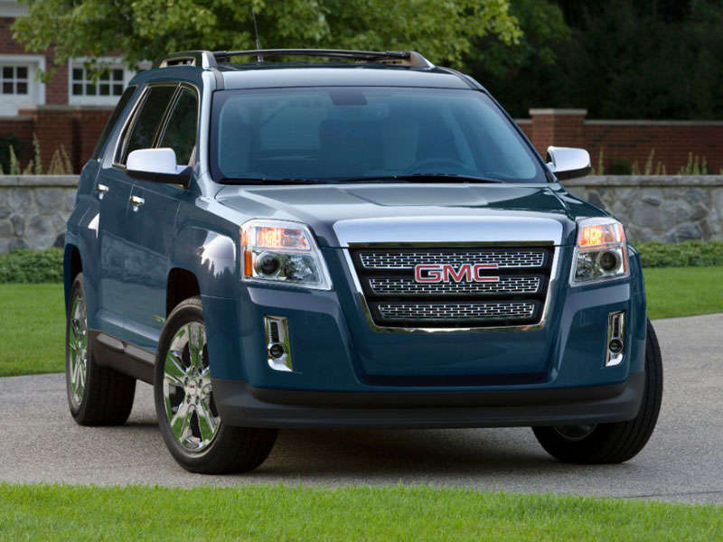 2014 GMC Terrain Crossover SUV Road Test and Review   Autobytel com 2014 GMC Terrain Crossover SUV Road Test and Review