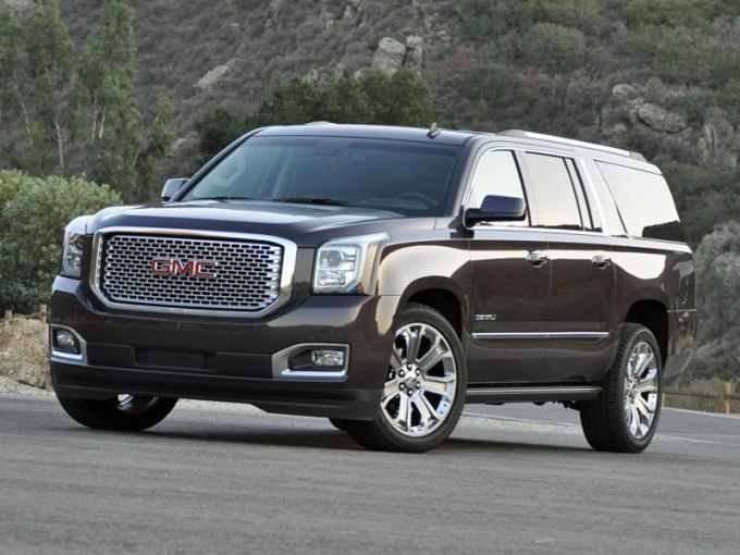 2015 GMC Yukon XL Denali Review and Road Test   Autobytel com 2015 GMC Yukon XL Denali Review and Road Test