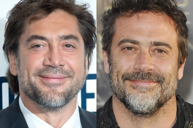 Javier Bardem Or Jeffrey Dean Morgan