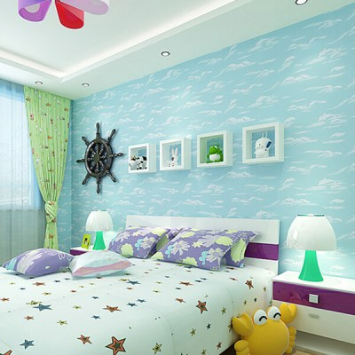 27 Cute Kid's Room Wallpaper Ideas – Design Swan