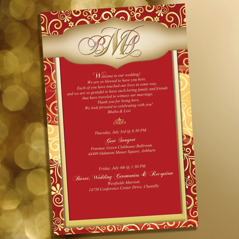 Wedding Invitation Card in Marathi | Dream Wedding IdeaS Around The ...