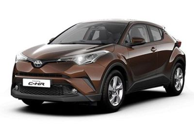 Toyota C-HR Price in India, Launch Date, Images & Review